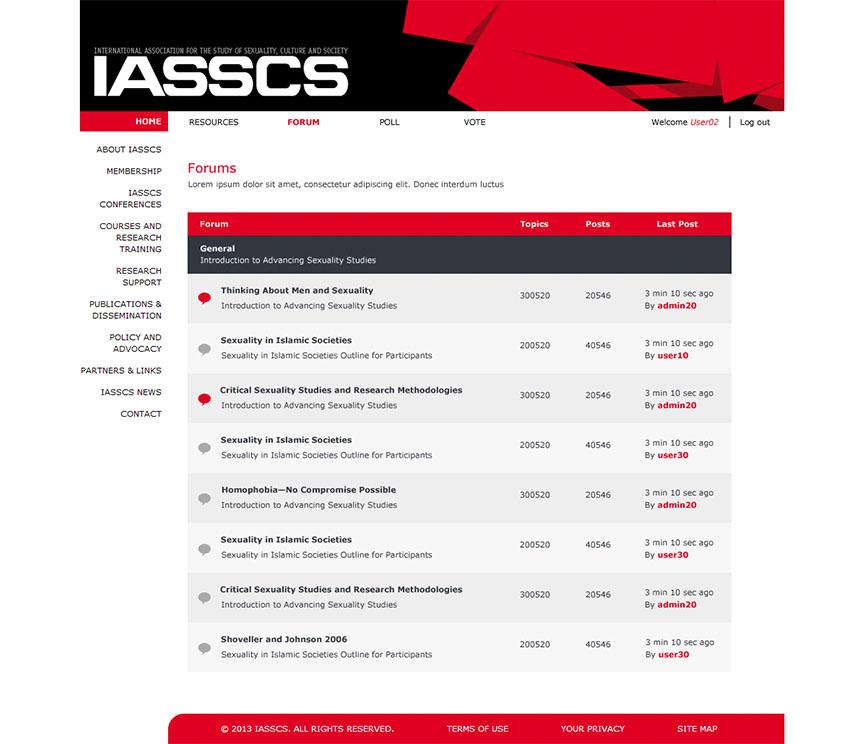 IASSCS6